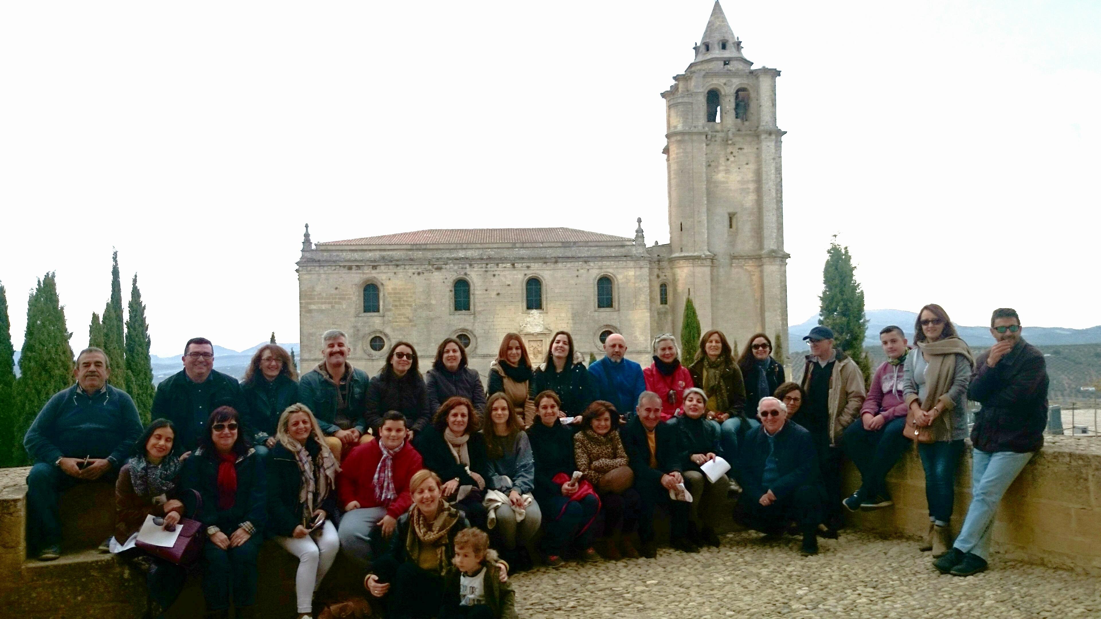 Visita a Alcalá la Real